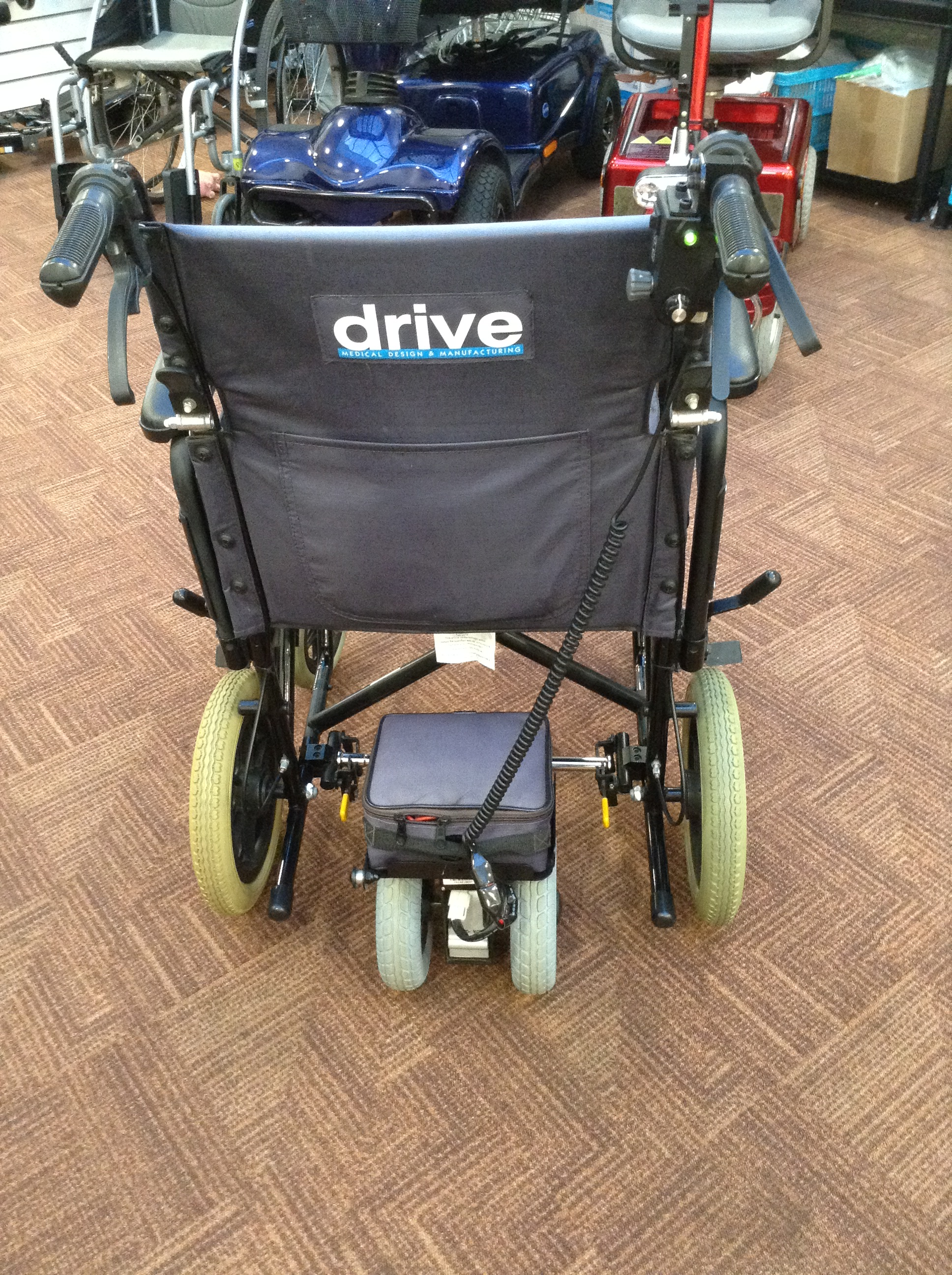 All terrain mobility near southend essex for light weight for All terrain motorized wheelchairs