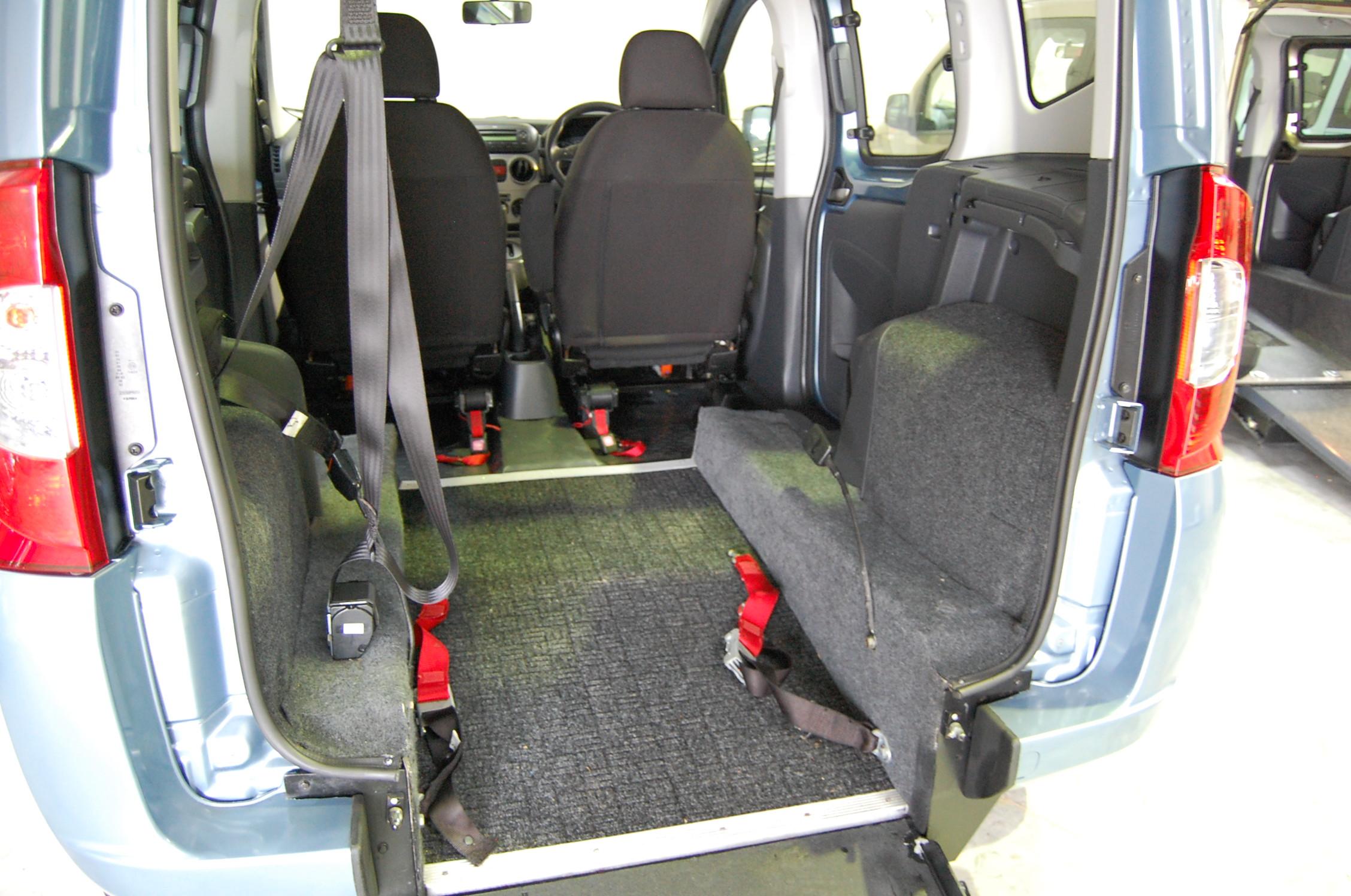 Wheelchair Car Seat Belt