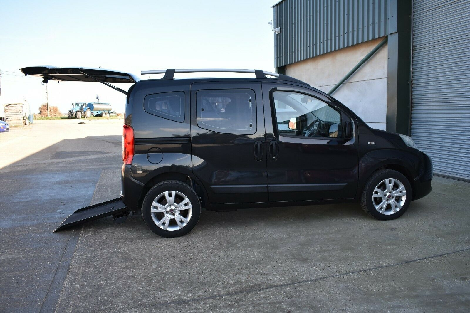 Sold Fiat Qubo 1 3 Automatic Wheelchair Accessible
